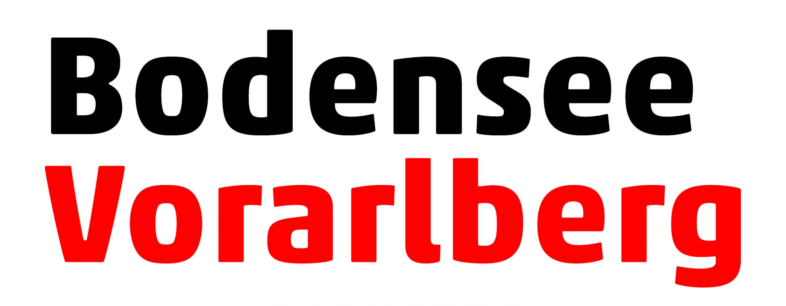 Bodensee Vorarlberg Tourismus - Logo TeamAlive // Förderer