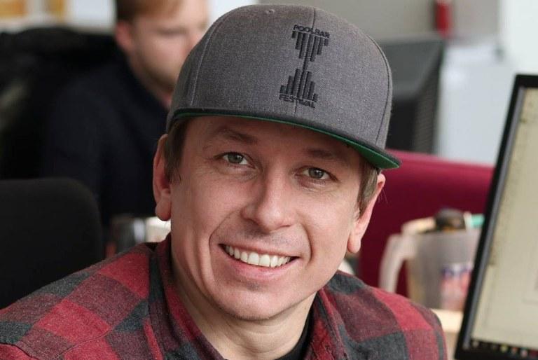 Joachim Mangard - Journalistin TeamAlive