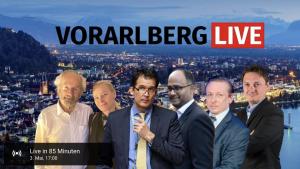 Vorarlberg LIVE: Interview mit Julian Assanges Vater Anything To Say